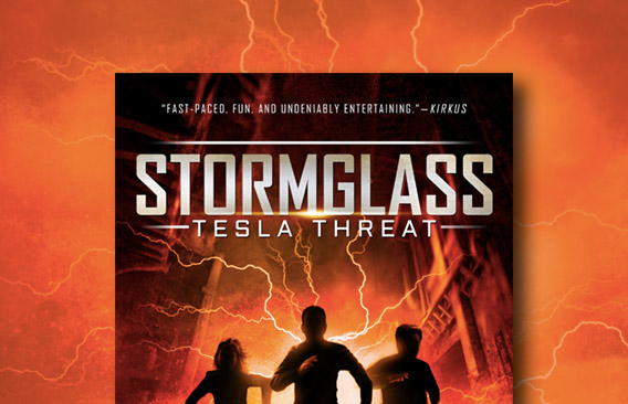 Stormglass 2: Tesla Threat